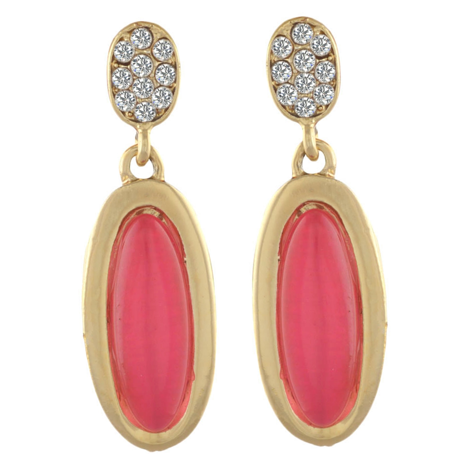 shape zephyrr jae with itm frontdesign fashion lightweight default earrings zircons oval designer